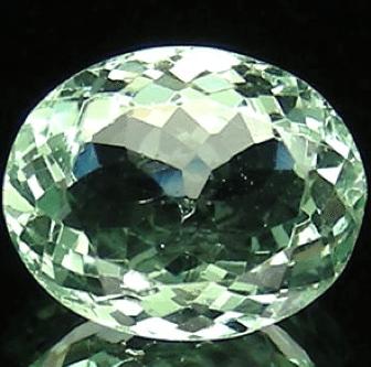 2 35 Ct Oval Natural Green Beryl Gemstone