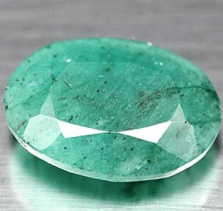 4 73ct Natural Green Emerald Loose Gemstone