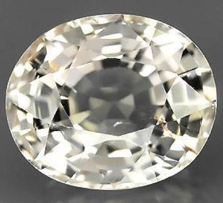white beryl goshenite gemstones for sale