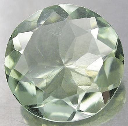 gemstone detail green retangle facets wholesale stone light pale semi cz gems product precious