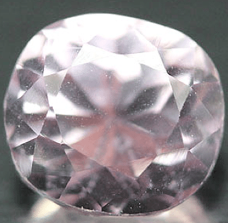2.57 ct natural pink Kunzite loose gemstone