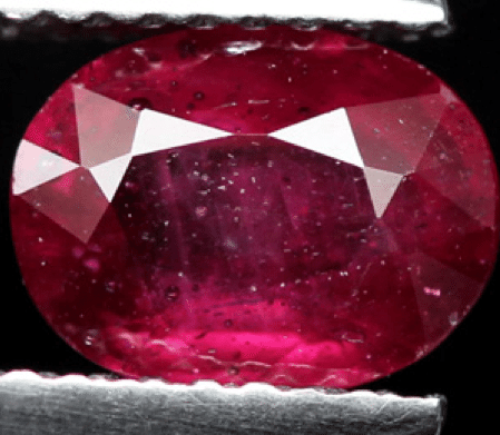 1 89 Ct Natural Red Ruby Loose Gemstone For Sale Gemsforsale