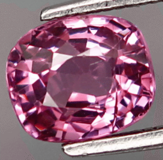 0.97 ct Natural pink Spinel loose gemstone
