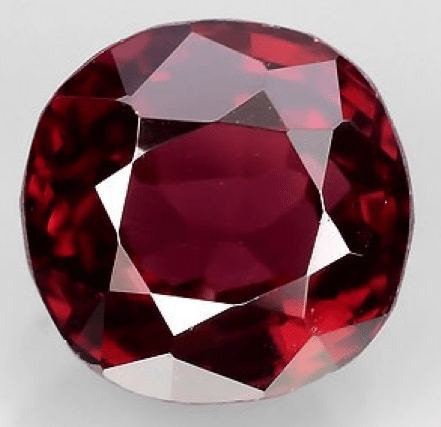 1.02 ct Natural red Mogok Spinel loose gemstone